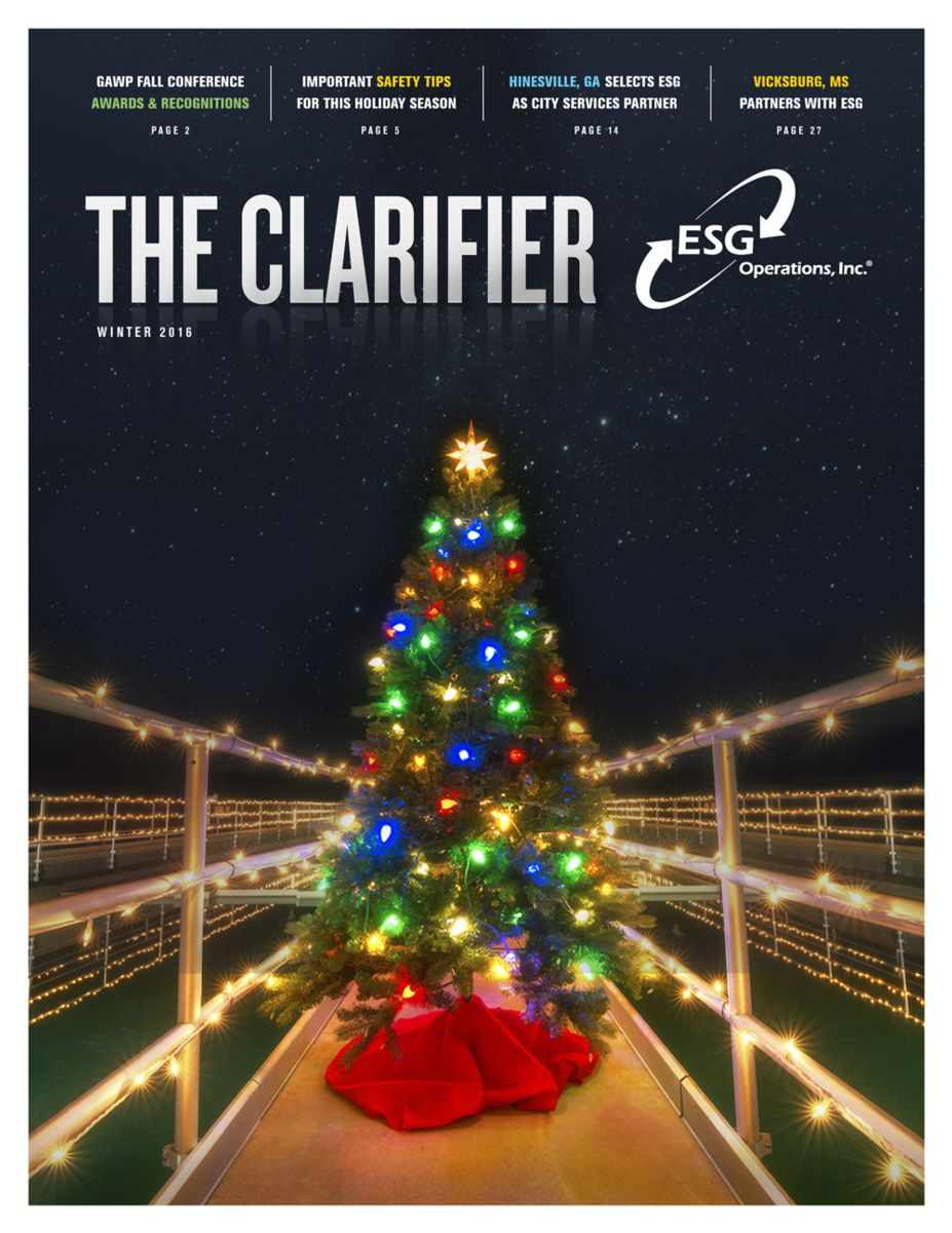 The Clarifier Winter 2016