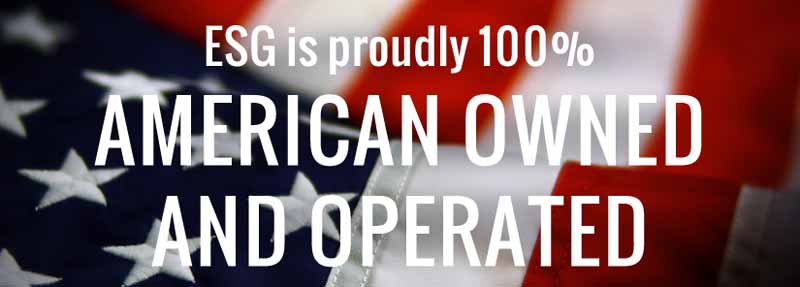 100% American Owned and Operated