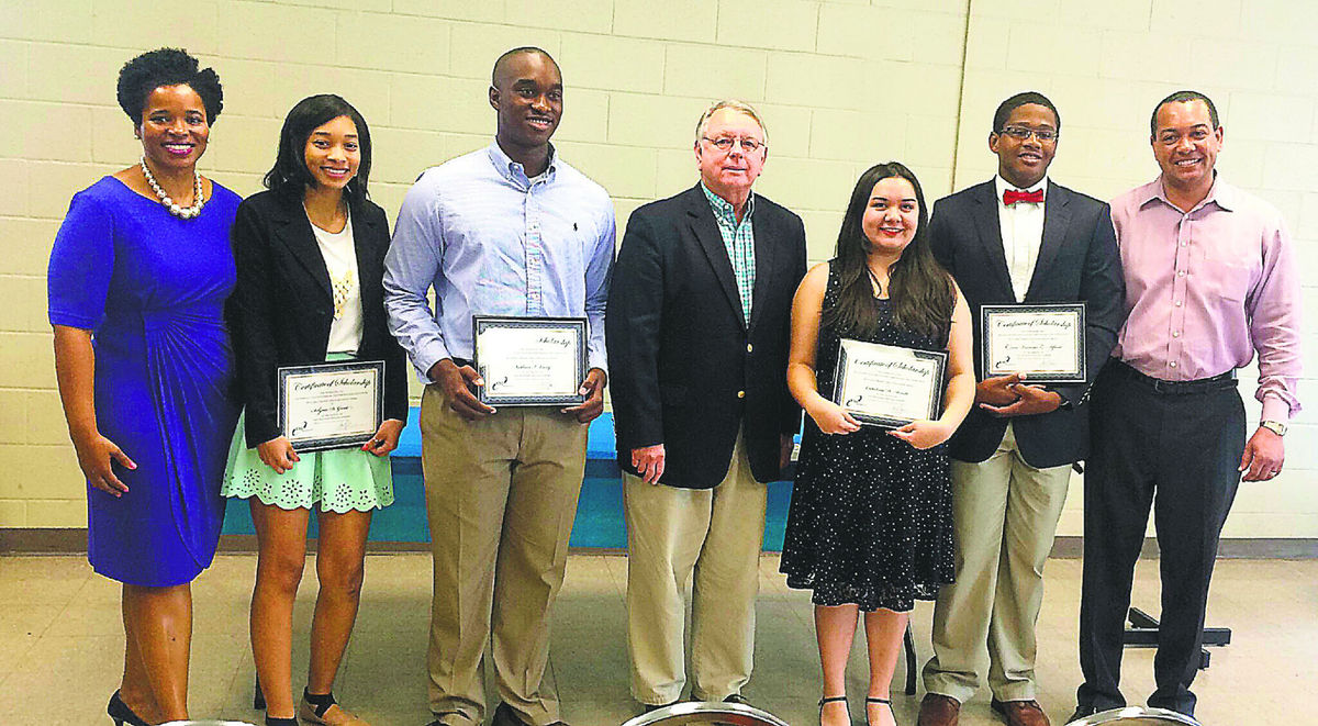 Scholarships Moultrie